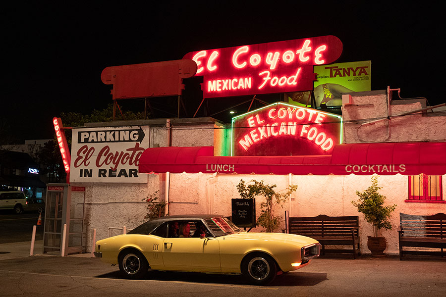 Once Upon A Time In Hollywood Filming Locations Repeat Traveller