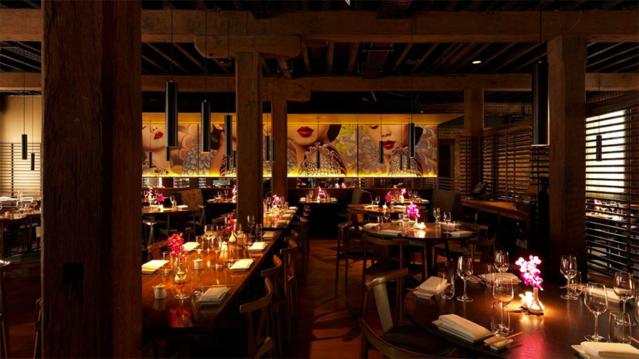 Sake Restaurant & Bar. Image: Supplied