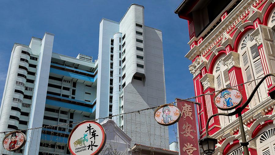 Chinatown, Singapore. Credit: Jefferton James / Supplied.