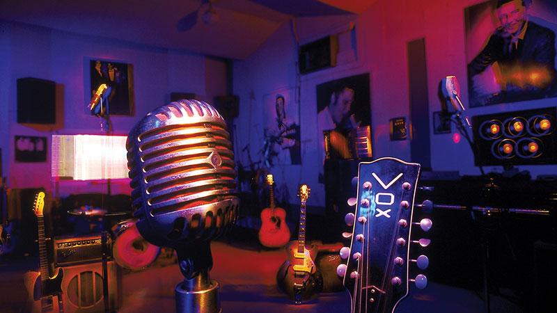 Sun Studio. Credit: Memphis Tourism / Dan Ball