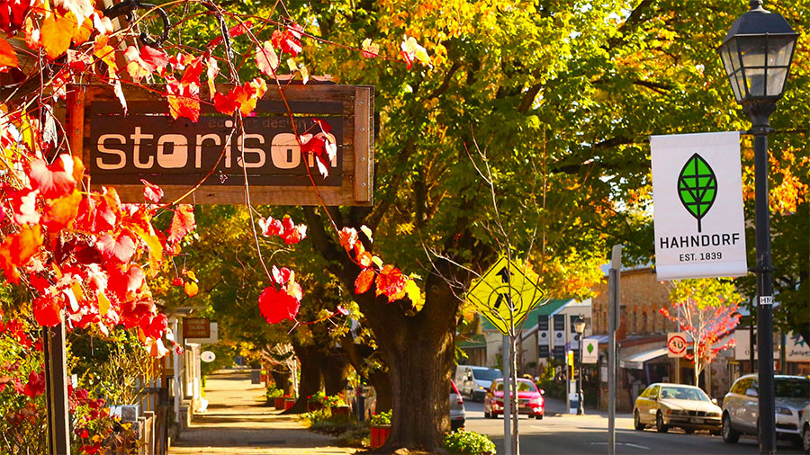Hahndorf. Credit: South Australia Tourism Commission