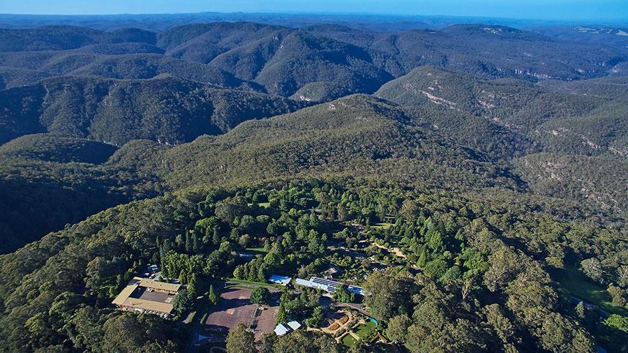 Blue Mountains Botanic Garden Mount Tomah. Credit: Supplied