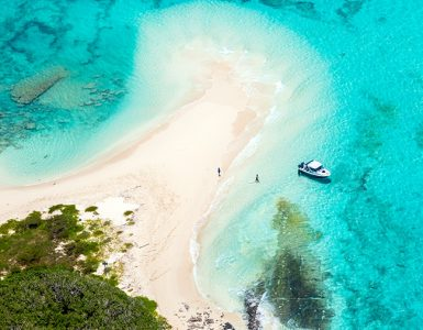 New Caledonia's beautiful beaches. Supplied.