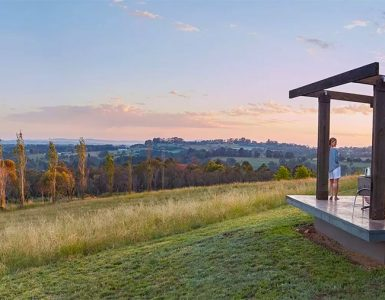 Borrodell Estate. Credit: Destination NSW