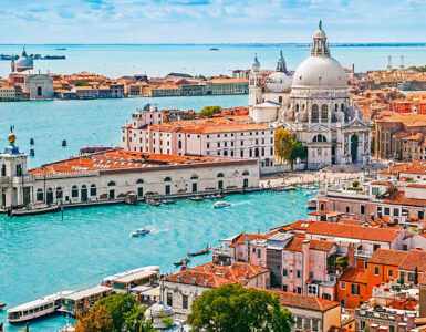 Venice Grand Canal. Credit: Shutterstock / Supplied