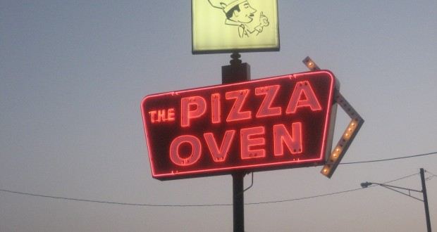 Pizza Oven: Canton's Best (But That's Not Saying Much)