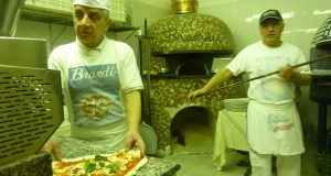 Pizza Adventures In Italy (Part 3): Pizzeria Brandi in Naples