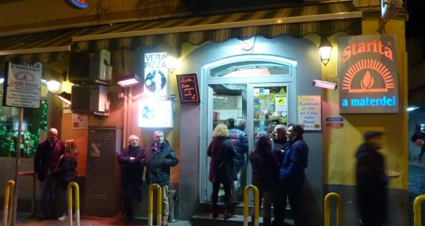 Pizza Adventures In Italy (Part 6): Pizzeria Starita in Naples