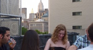 Rooftop Pizza Party Recap: Thoughts On An NYC Culinary Experience