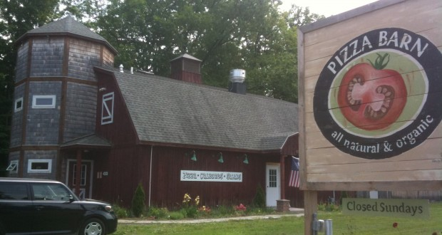 Pizza Barn: Cutting Edge Organic Slices (Way Off The Beaten Path)