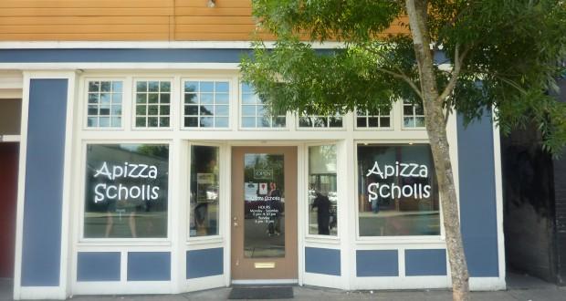 Apizza Scholls: Filling Up Portlanders (And Tourists Alike)