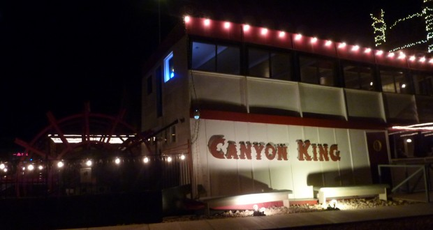 A Pizzeria… On A Boat… On Land… In Page, Arizona