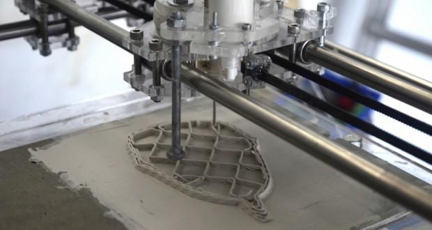 Pizza 3-D Printing