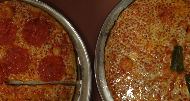 Colony Grill: Hot Oil Pies In Stamford, CT