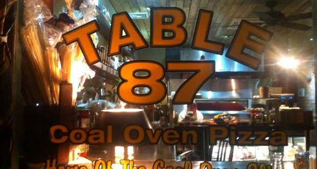 Table 87: Coal Fired Pizza In Brooklyn Heights