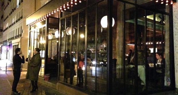 Pizza & Cocktails At Grazie In Paris