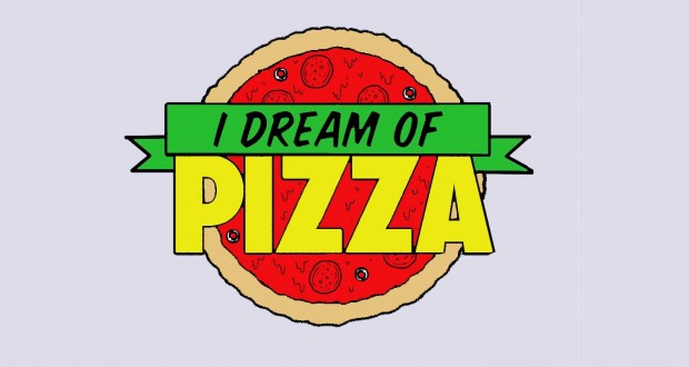 Unveiling The Brand New IDreamOfPizza Logo