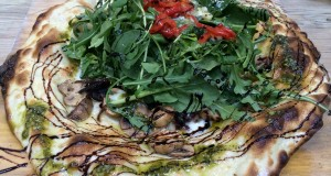 Story Deli In London: What Is Pizza Anyway?