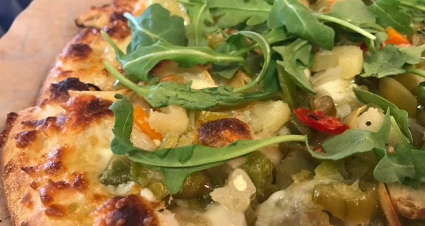 Pizza On Campus: Strada At The University Of Wisconsin