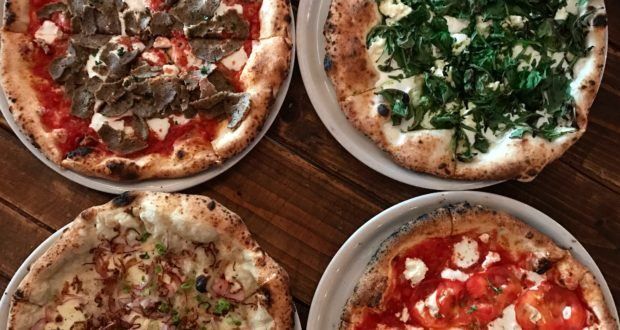 Pies On The Jersey Shore: Porta In Asbury Park