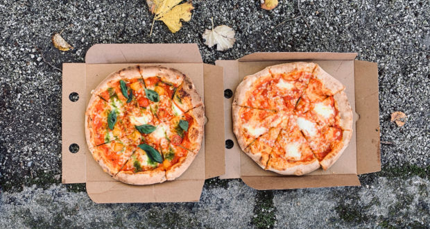 Pizza Go Bragh: Knockout Pizza In Ireland