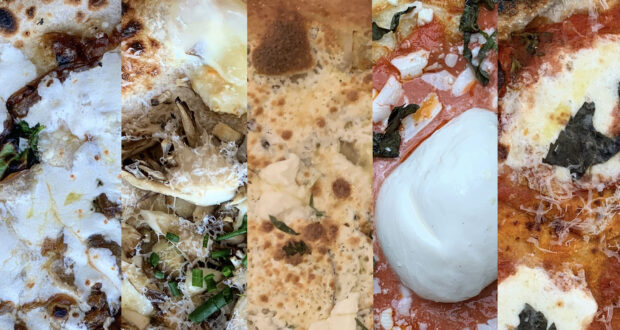 The Five Best Pizzas I Ate In 2020