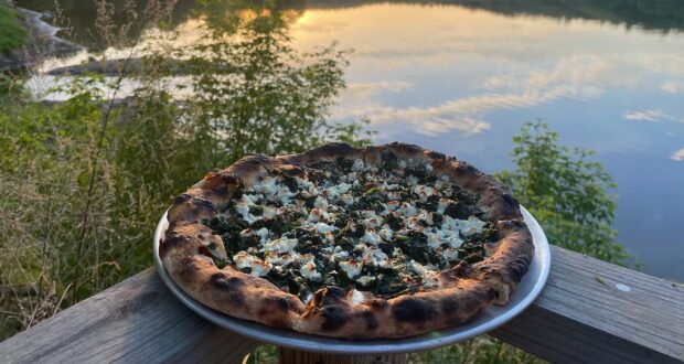 Pizza With A View In The Catskills