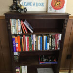 Lending Library Opens To Public At Rost Motors