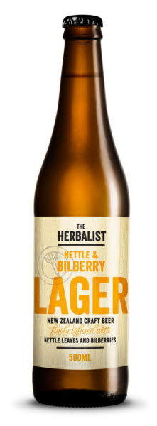 The Herbalist Nettle & Bilberry Lager