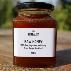 Raw Honey by THE HERBALIST