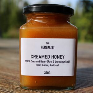 Creamed Honey by THE HERBALIST