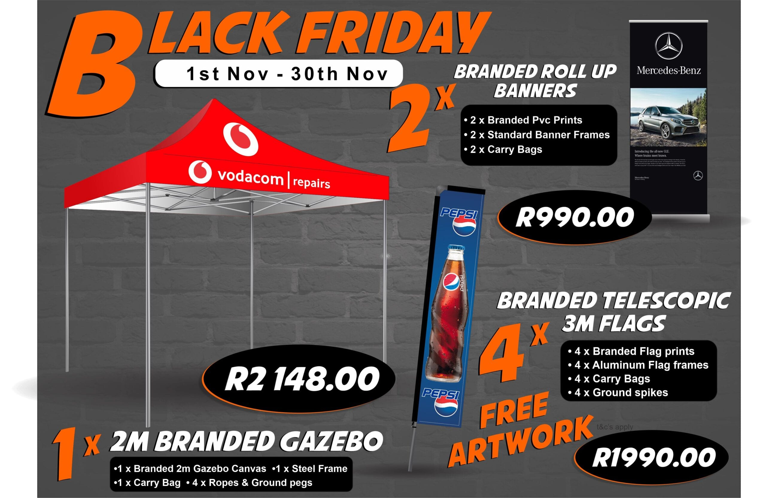 Black Friday Gazebo deals