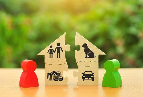 Dividing Community Property in California
