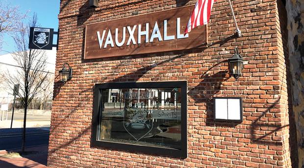 Vauxhall Huntington