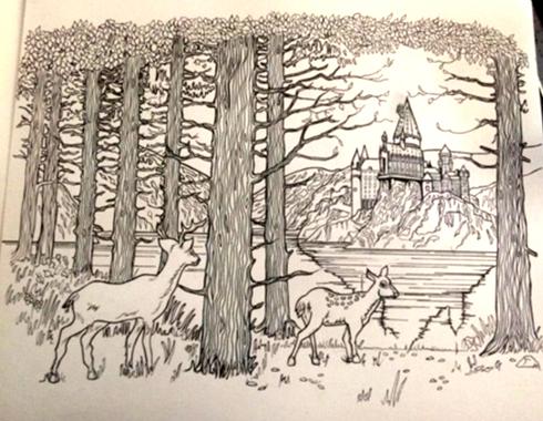 forest_castle_erik_deangelis