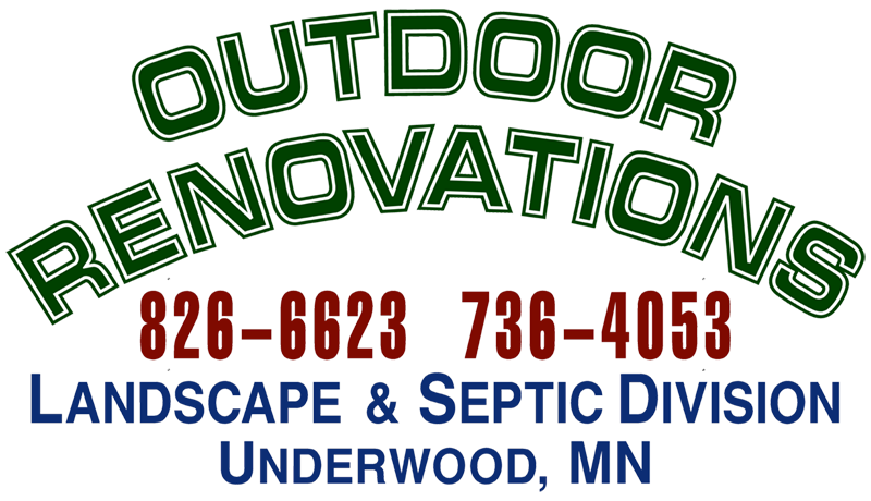 Outdoor Renovations Landscape & Septic Division