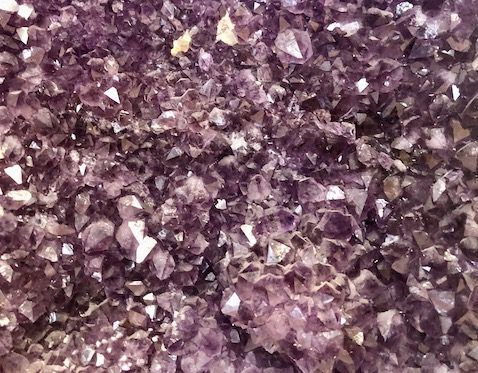 Amethyst is powerful cleansing stone.