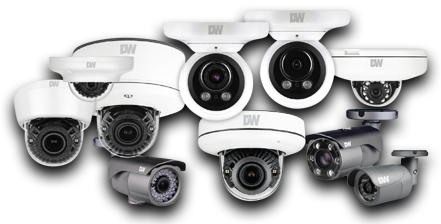Security Cameras - Commercial and Residential