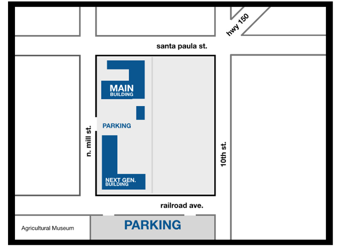 Catalyst Church Map Santa Paula
