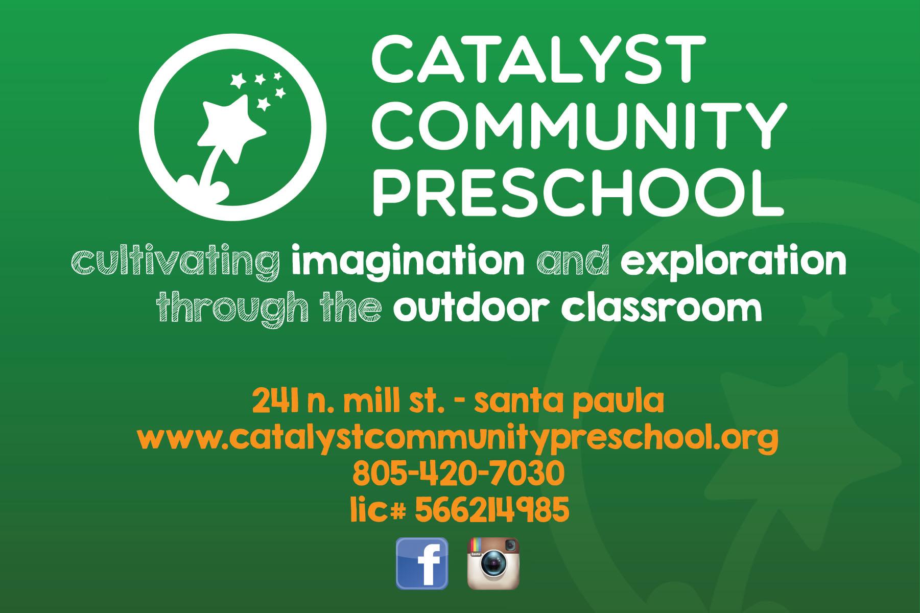 Catalyst Community Preschool Santa Paula