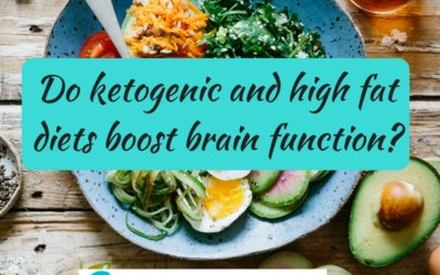 Do ketogenic and high fat diets boost brain function?