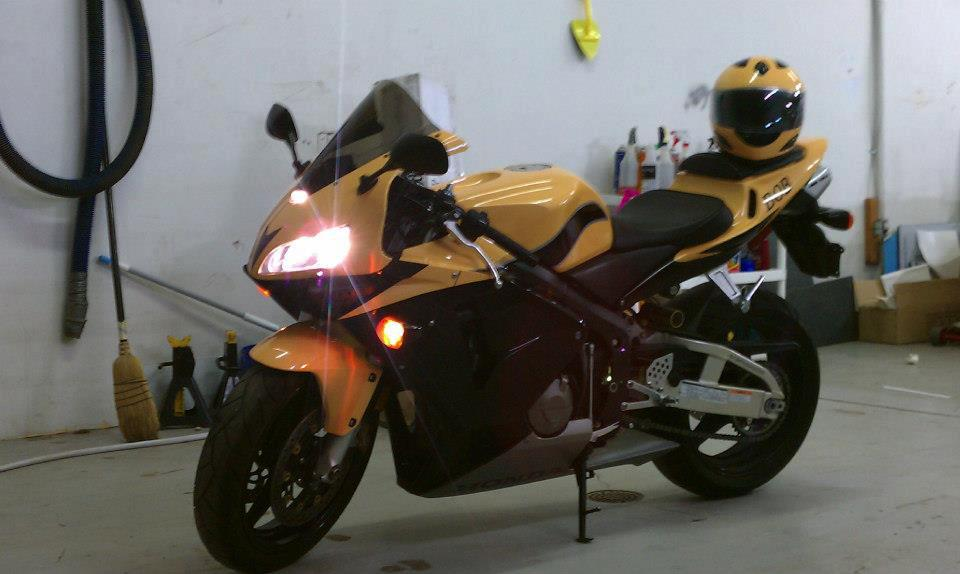 Motorcycle wrap advantages