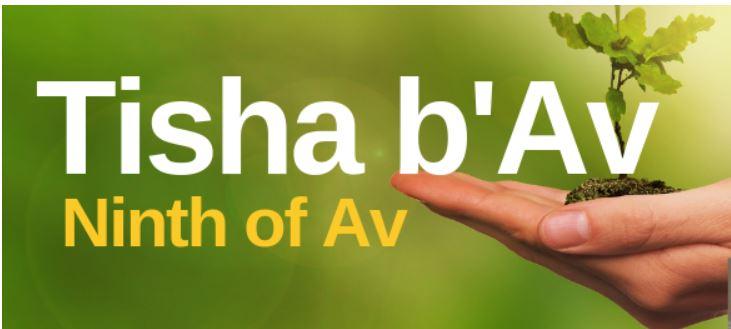 Tisha B'av: Thinking about Resiliency