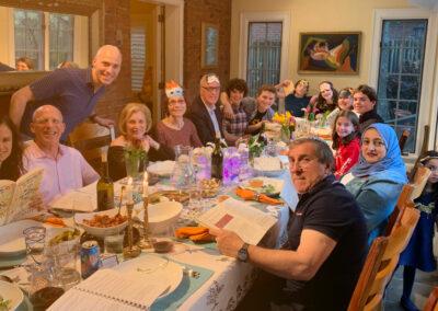 2019 Seder