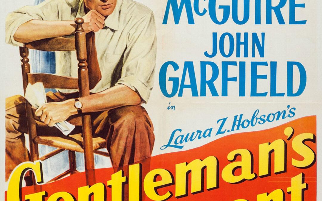 Movie Mayven Club: Gentleman's Agreement