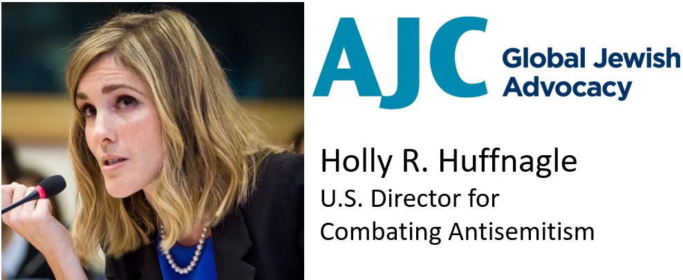 Looking at Perceptions of Anti-Semitism with AJC