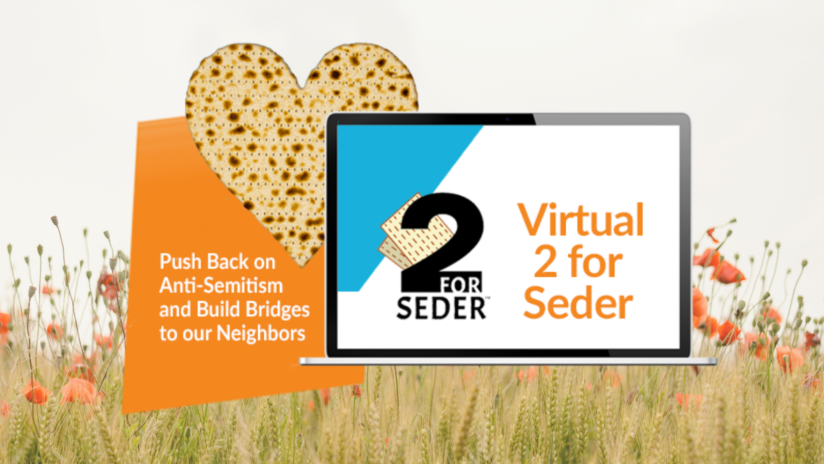 2 for Seder 2021 is coming!