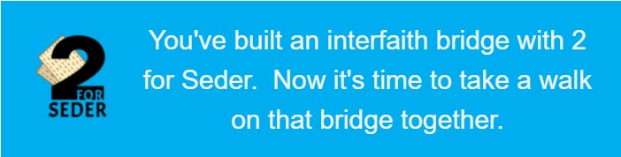 Walking on the Bridges We Built