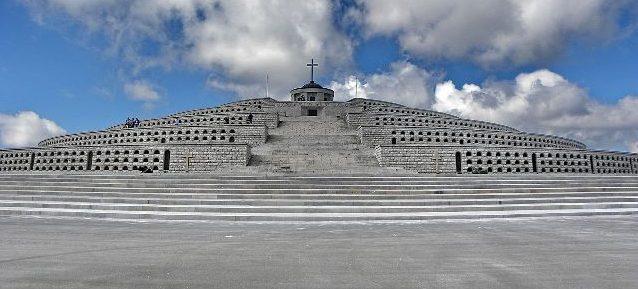 La Grande Guerra-Italiainpiega-Sacrario Monte Grappa