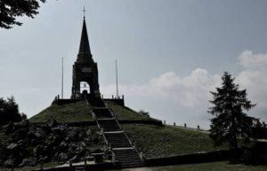 La Grande Guerra-Italiainpiega-Ossario militare Monte Cimone di Tonezza
